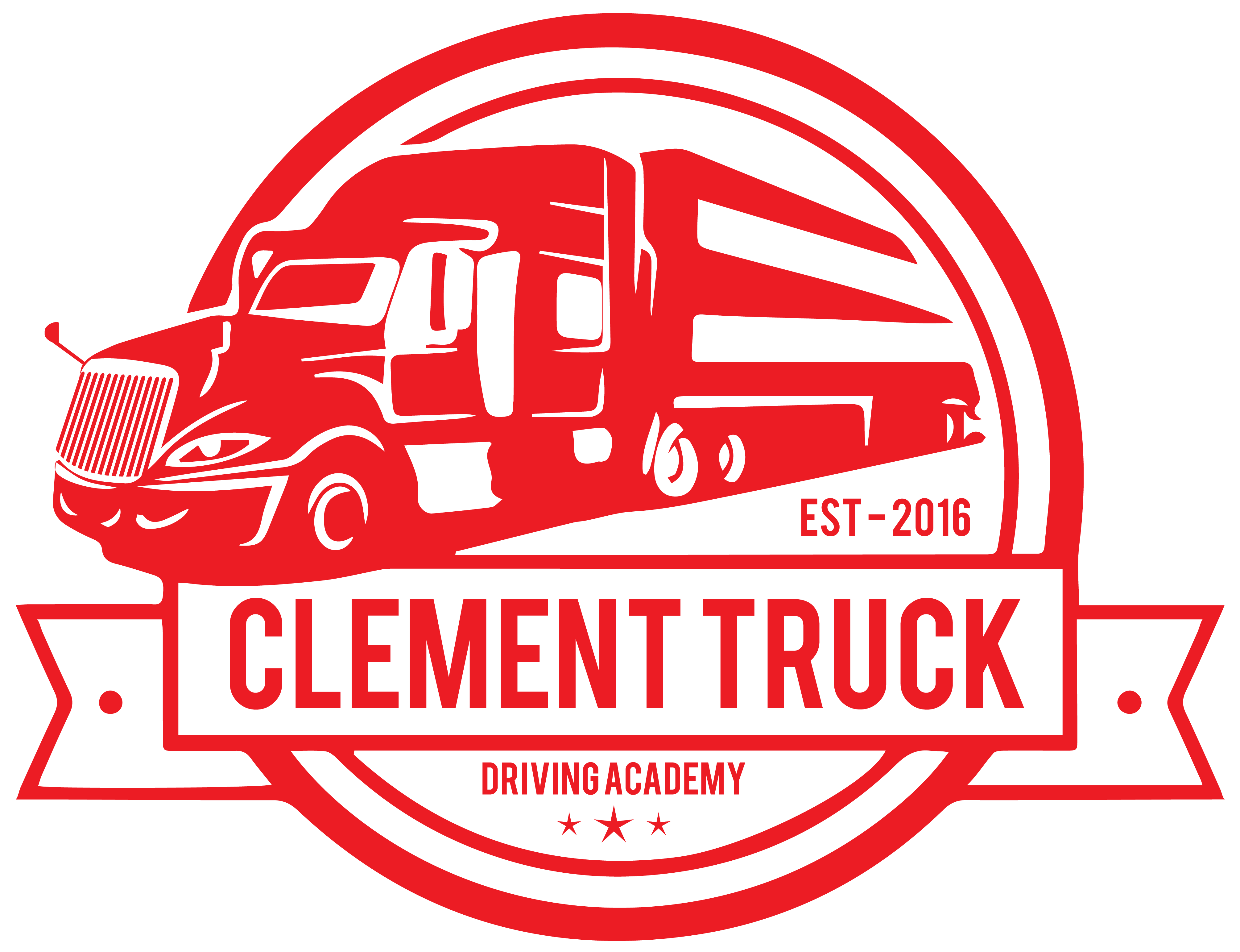 Clement Truck Driving Academy Logo