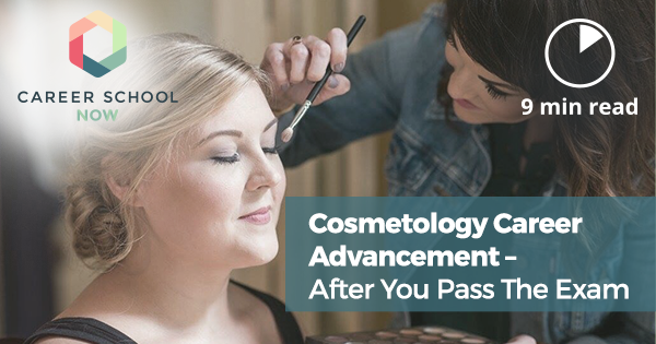 Cosmetology Career - After You Pass The Cosmetology State Board Exam