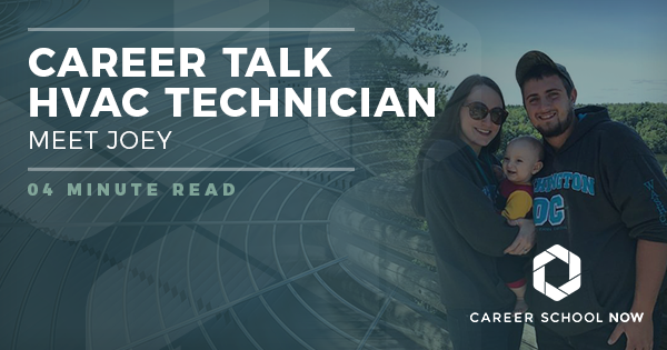 Career Talk: Meet HVAC Tech Joey