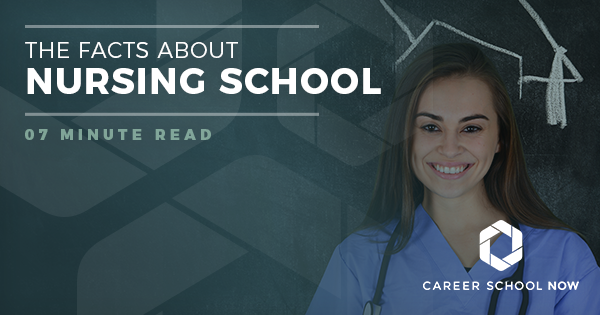 The Facts About Nursing School