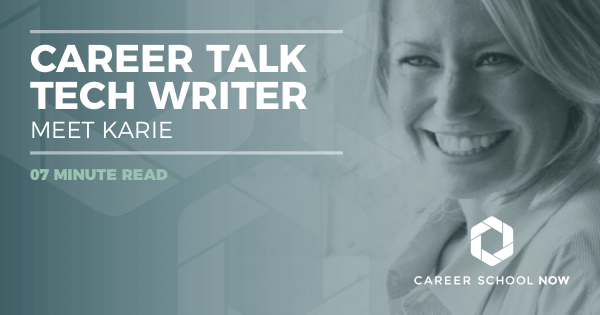 Career Talk: Technical Writer Interview - Learn With An Expert