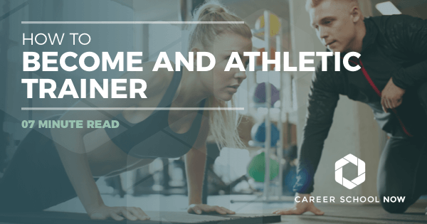 Athletic Trainer - Find Out About Education, Training, Jobs & Salary
