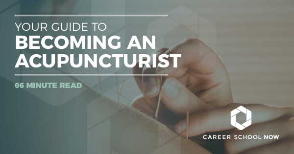 Becoming an Acupuncturist: Acupuncture Career Information