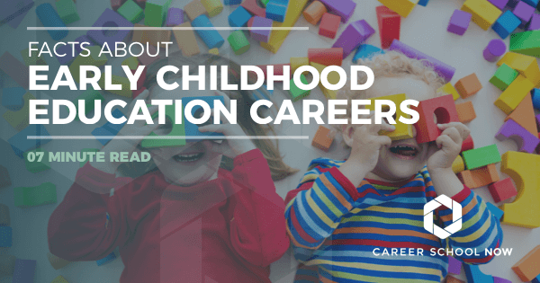 Careers in Early Childhood Education - Find Out About Options, Degrees & Jobs