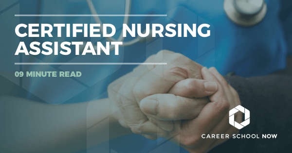 Certified Nursing Assistant--Find Out About Education, Training, Jobs, & Salary