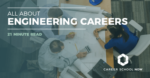 Different Engineering Careers: What Engineers Do, Education Path, Jobs, Salary
