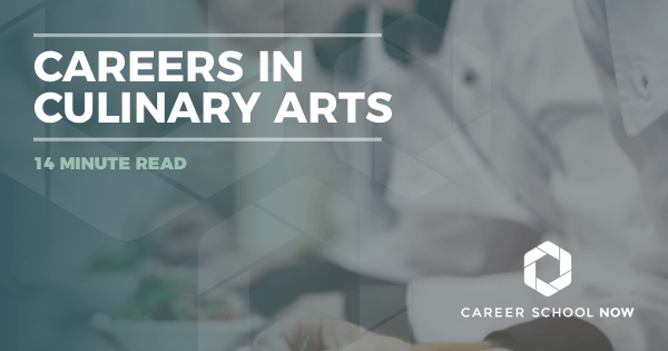 Culinary Arts Careers - Find Out About Options, Training & Jobs