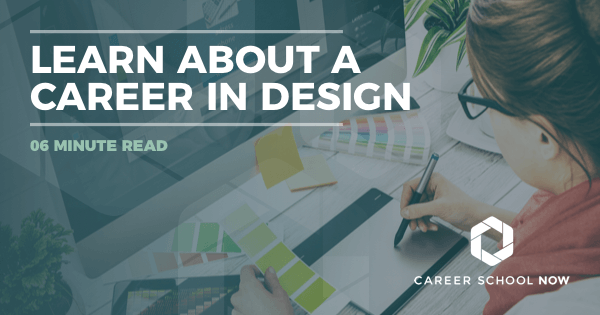 Design Careers - Find Out About Options, Training, Jobs & Salary
