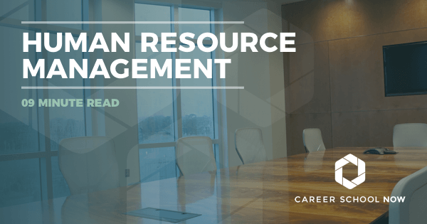 Human Resource Management Careers - Find Out About Options, Education, Jobs & Salary