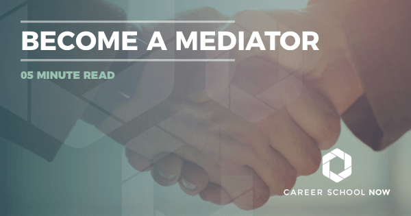 Mediator- Find Out About Education, Jobs & Salary