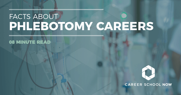 Becoming A Phlebotomy Technician: Phlebotomist Career Information