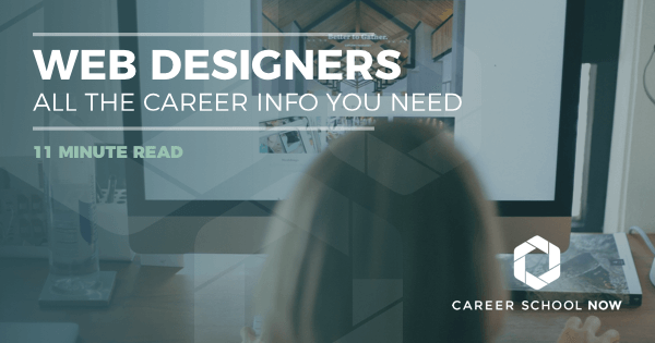 Web Designer - All The Career Info You Need