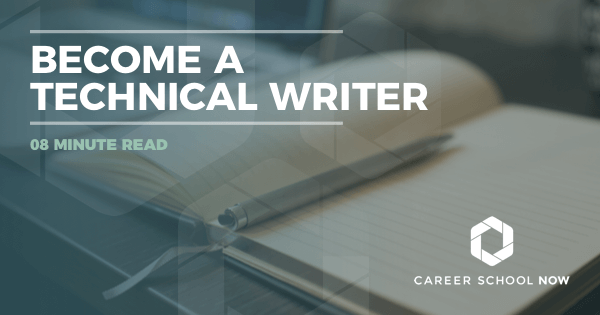 Technical Writer Career - Find Out About Options, Training & Jobs