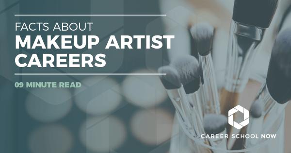 Become a Makeup Artist: Training, Career, Job Description & Salary Info