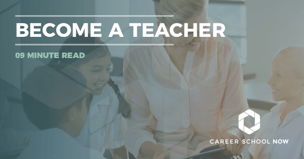 Become a Teacher - Find Out About Options, Degrees & Jobs in Teaching