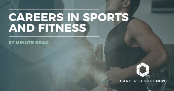 Sports & Fitness Careers - Find Out About Options, Education & Jobs