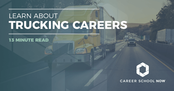 Trucking Career - From Getting Your CDL License To Hitting The Road