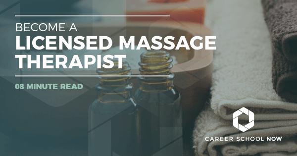 Licensed Massage Therapist Career - Education, Jobs & Salary