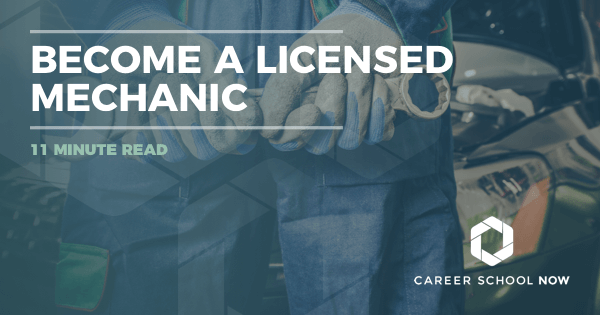 Becoming a Mechanic - Auto, Diesel, Motorcycle, Aircraft, Watercraft