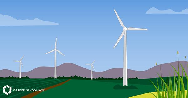 Wind Turbine Technician - Fastest Growing Trade School Career