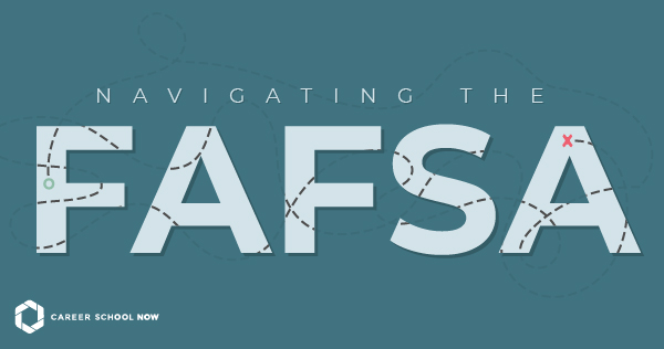 Navigating the FAFSA-An Infographic