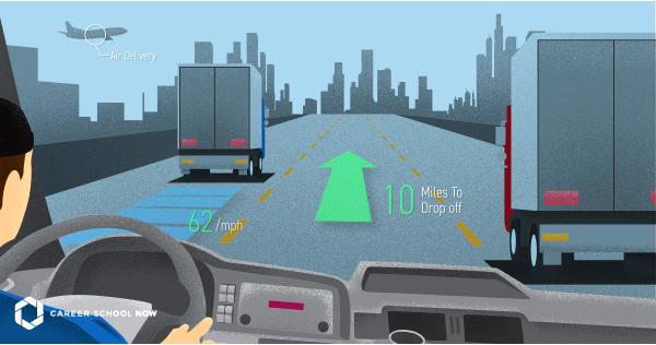 Truck Driving, Transportation, And Mechanics Careers
