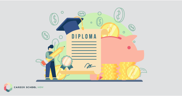 Navigating a College Website's Financial Information