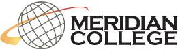 Meridian College logo