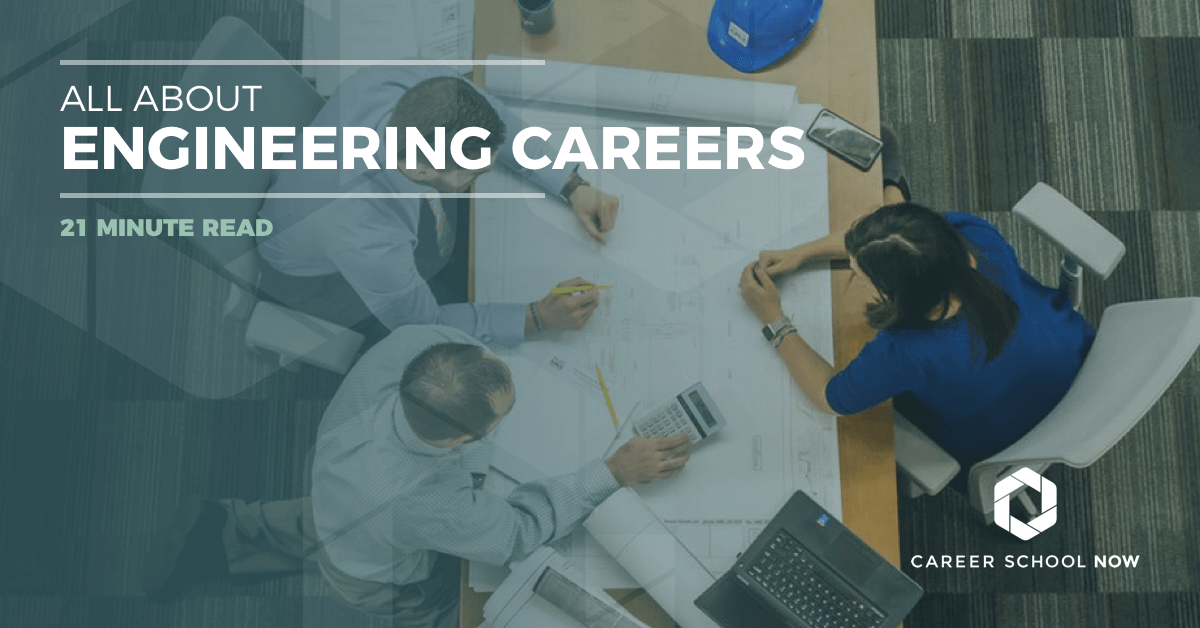 the different types of engineering careers-engineering education and career information