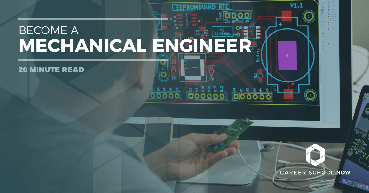 Become A Mechanical Engineer: Schooling, Licensing, Jobs & Salary Info