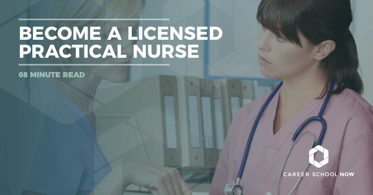 how to become a licensed practical nurse