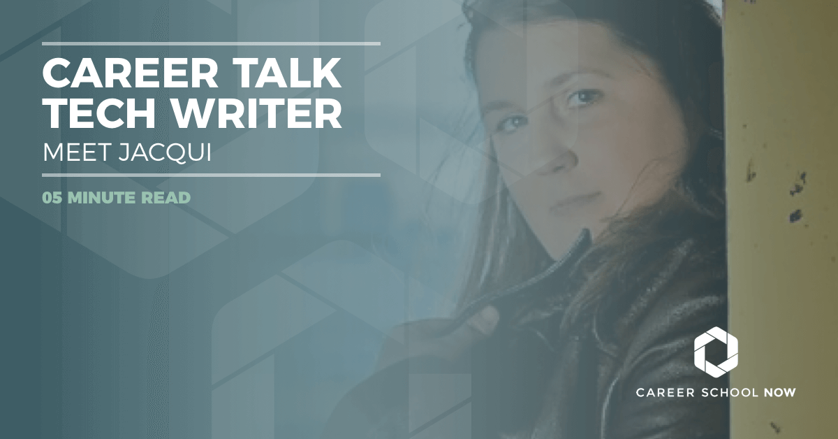 Expert nterview with a corporate tech writer--what it's really like to be a tech writer
