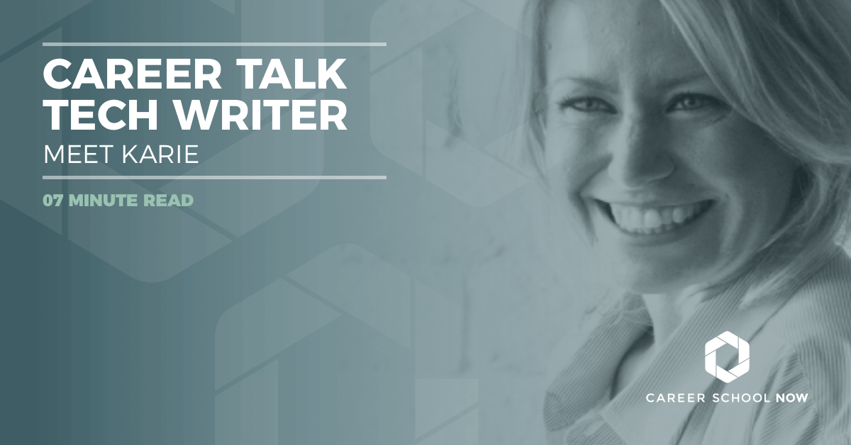 Expert interview with a freelance technicial writer--find out what it's like to freelance as a tech writer