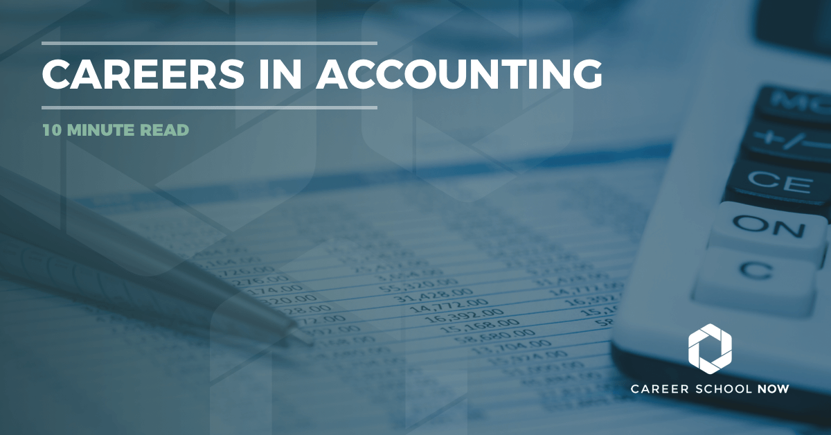 Learn about different careers in accounting