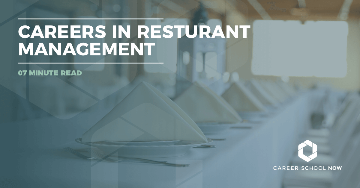 How to become a restaurant manager