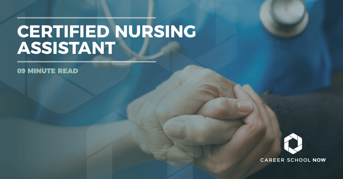 How to become a certified nursing assistant and career information