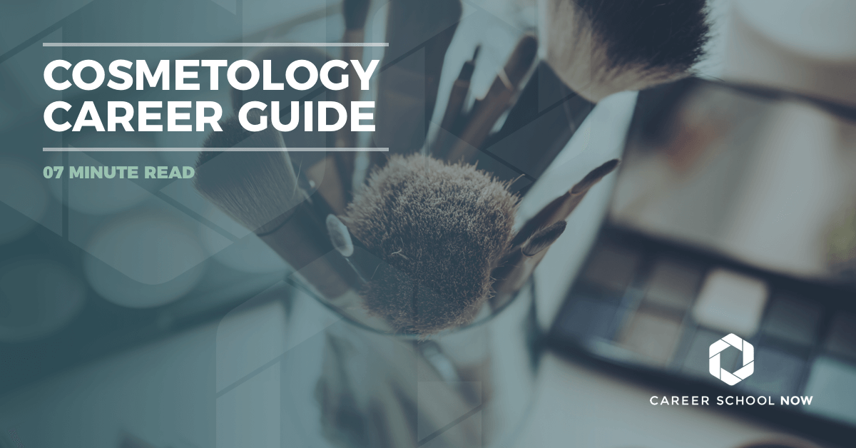 How to become a cosmetologist--cosmetology career guide