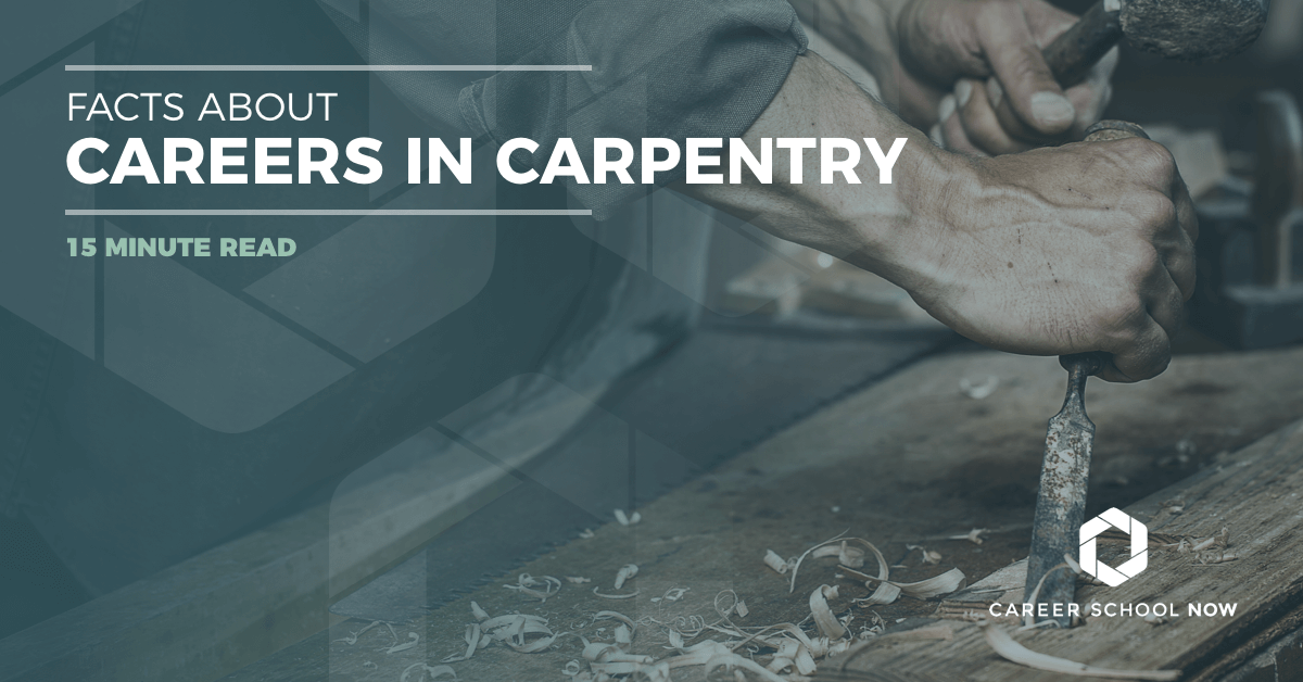 Becoming a Carpenter: Carpentry Career Training, Jobs