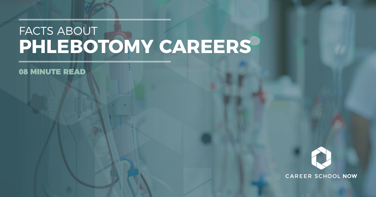 Becoming A Phlebotomy Technician Phlebotomist Career Information