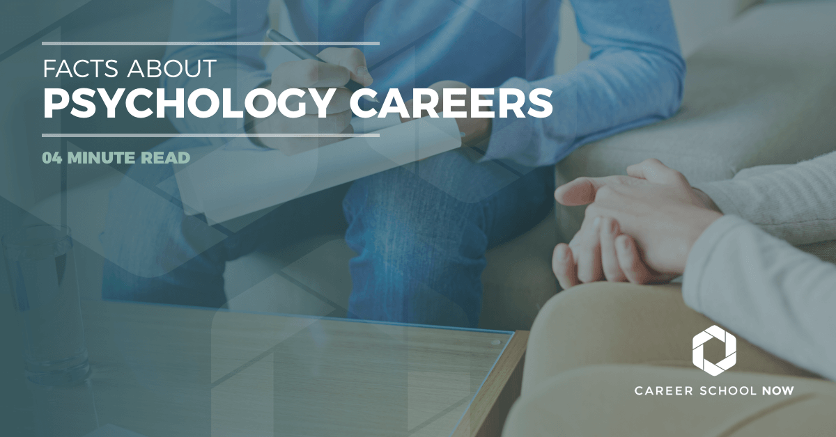 Careers in psychology and how to become a psychologist