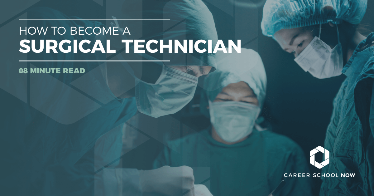 Becoming A Surgical Technician Surgical Tech Career Information