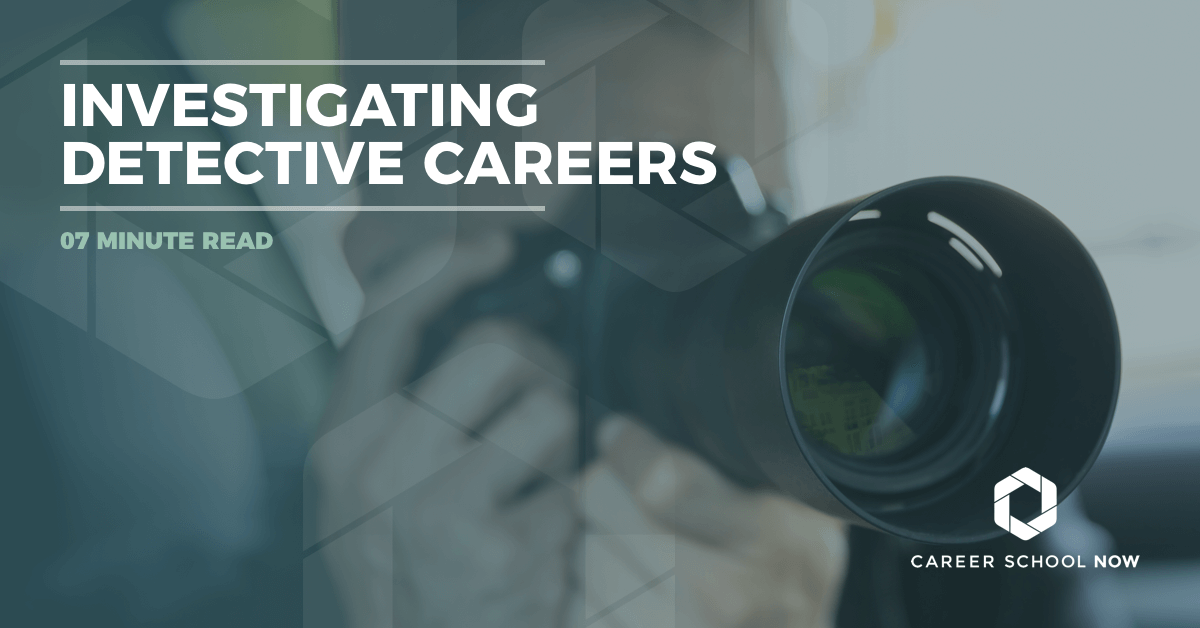 How to become a detective-police detective education and career information