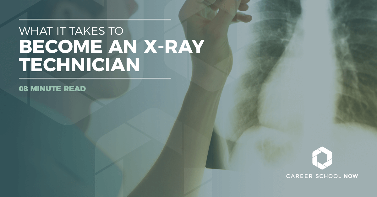 Becoming A Radiologic Technician X Ray Tech Career Information