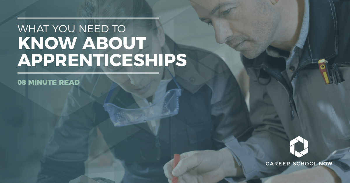 What are apprenticeships, how much do you get paid, and why you need one