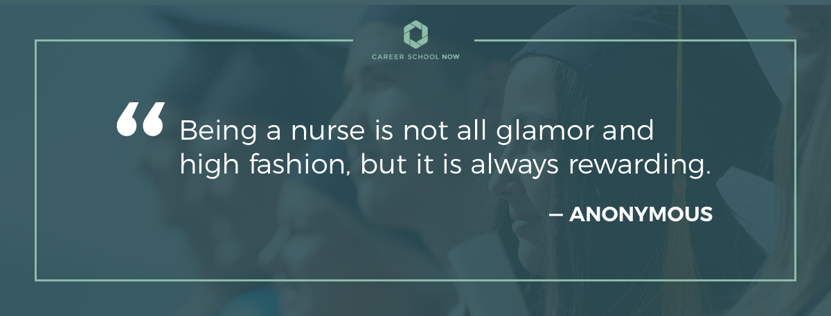 nursing quote by unknown on how to become a nurse practitioner article