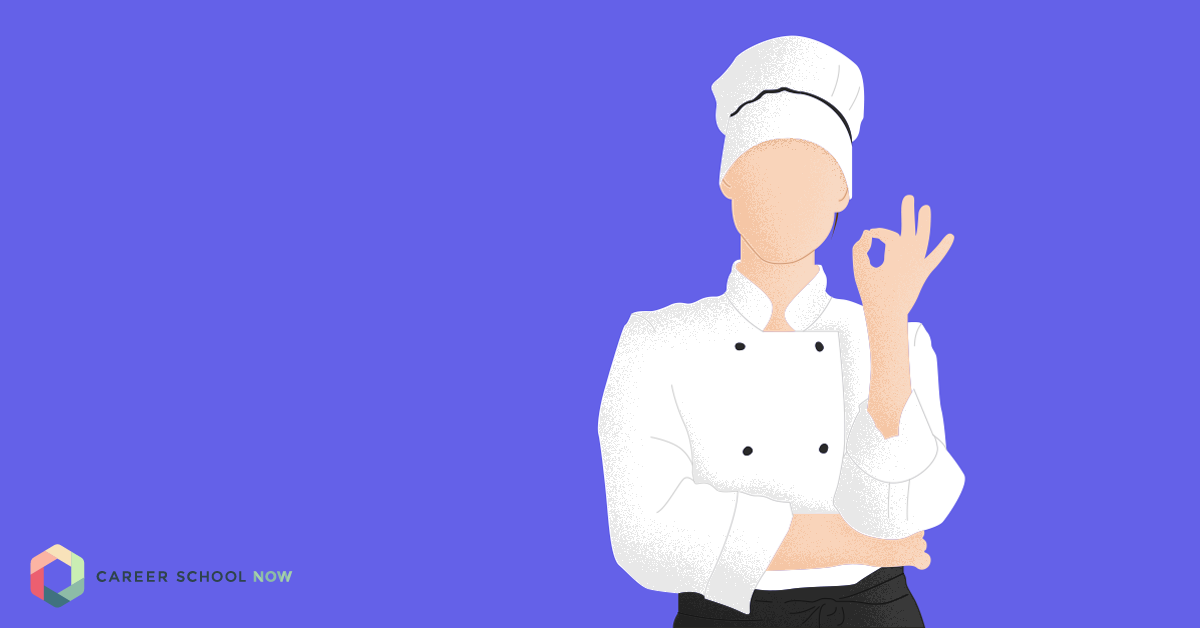 How to become a chef, salary, education, and job outlook