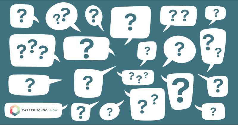 choosing a career questions