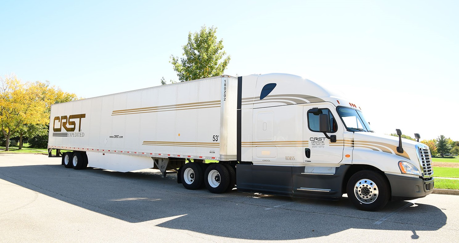 crst expedited cdl training classes