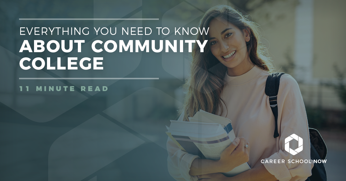 Everything you need to know about community college