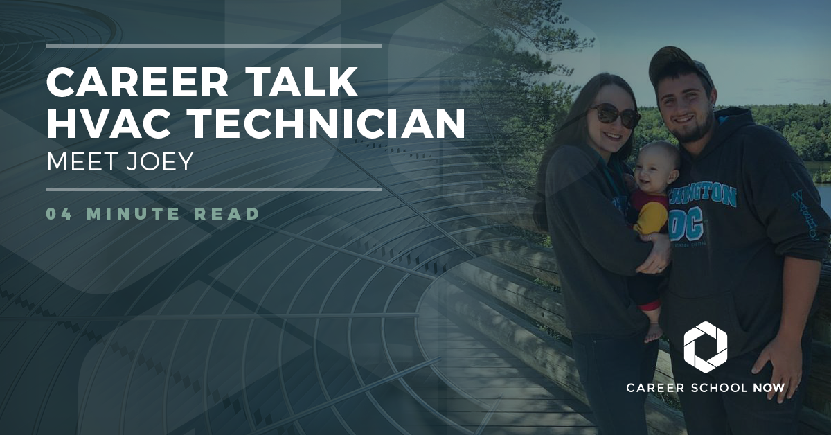 Career Talk With an HVAC Technician